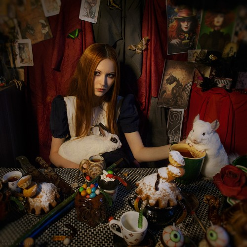 Проект: Alice: In Her Room