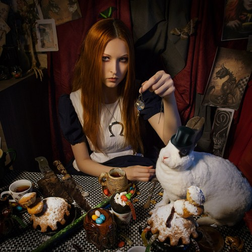 Проект: Alice: In Her Room