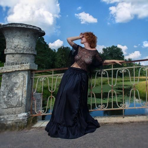 Случай в парке. Павловск, 2011