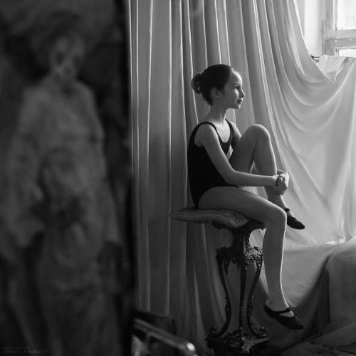 Балерина. Санкт-Петербург, 2013