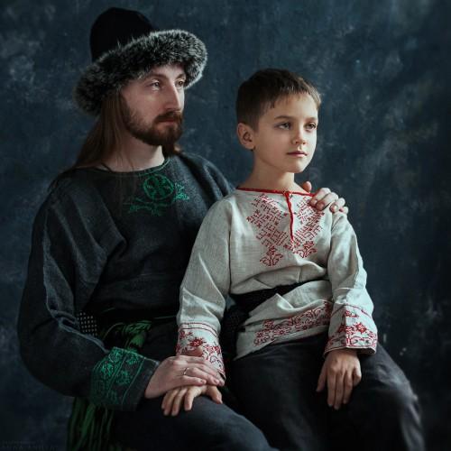 Скрытимир и Дарислав. Санкт-Петербург, 2014
