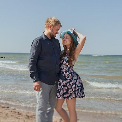 Андрей и Наталья. Зеленоградск, 2016