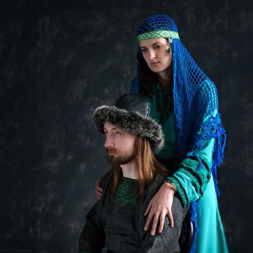 Скрытимир и Юлия. Санкт-Петербург, 2014