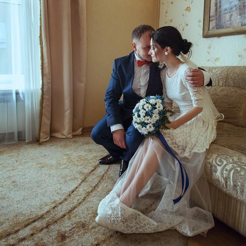 Свадьба Петра и Анастасии. Санкт-Петербург, 2015