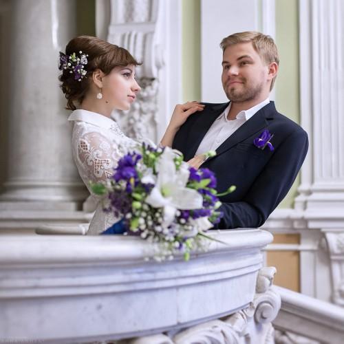 Свадьба Андрея и Натальи. Санкт-Петербург, 2014