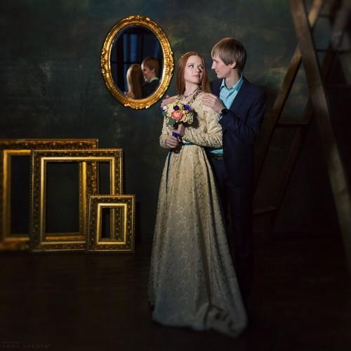 Свадьба Евгения и Светланы. Санкт-Петербург, 2016