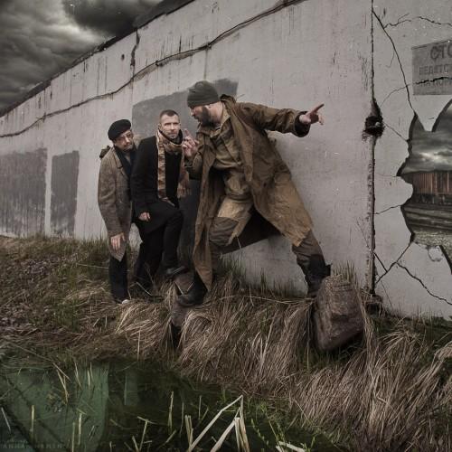 """Проект """"Сталкер"""". Санкт-Петербург, 2015"""