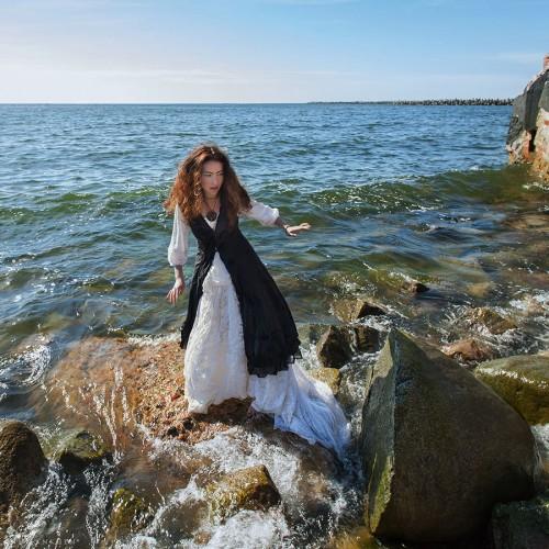Проект: Уцелевшая в бурю. Балтийская коса, 2017