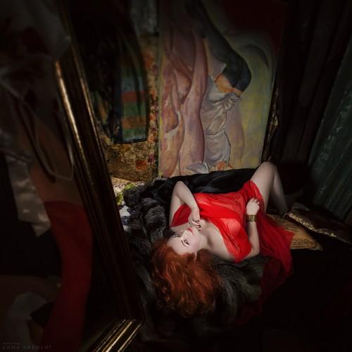 Проект: Венера в мехах Санкт-Петербург, 2016