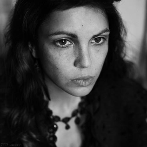 Проект: Женщина в чёрном.Черняховск, 2017